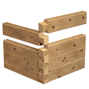 dovetail-log-corners